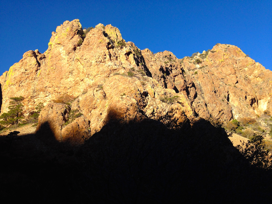 3 Chisos Mountains